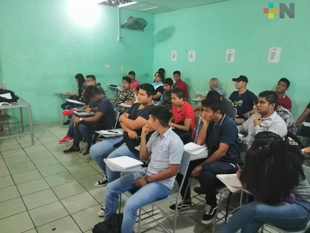 SEV establece calendario para el cierre del ciclo escolar Media Superior y Superior de Veracruz