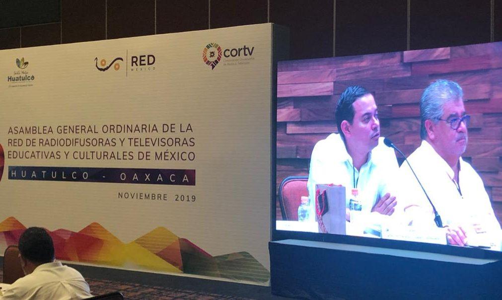 Extiende RTV invitación a Red de Televisoras y Radiodifusoras a participar en festejos del 40 aniversario