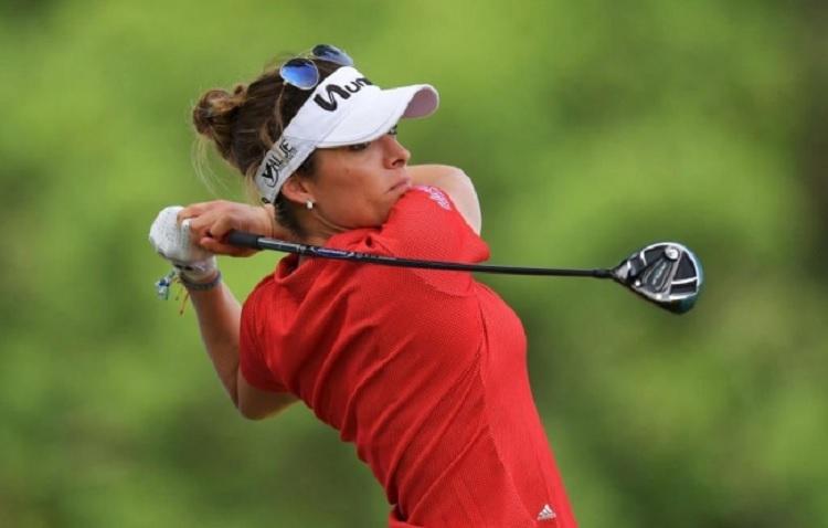 Golfista mexicana Gaby López inicia en tercer sitio en torneo de Japón