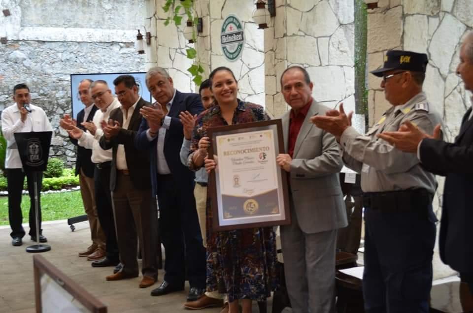 IPAX recibe reconocimiento por 45 años de servicio ininterrumpido a Cervecería Heineken México, planta Orizaba