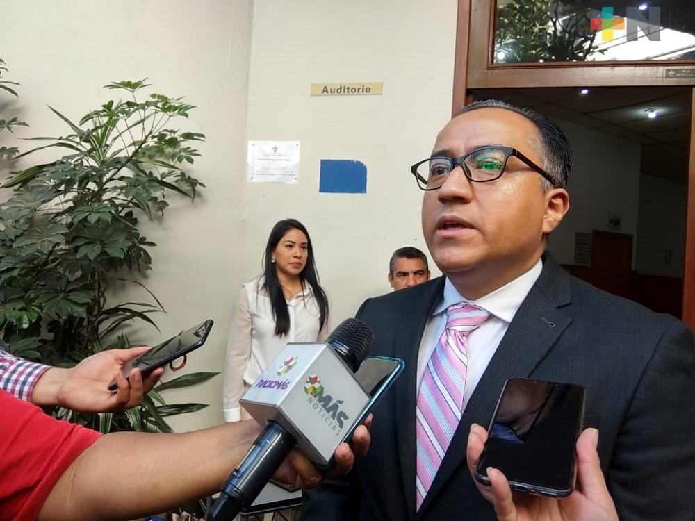 En la SEV hay Cero Tolerancia: Jorge Miguel Uscanga