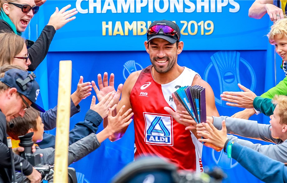 Virgen y Ontiveros debutan  contra Estados Unidos en  Beach Volleyball World Tour Chetumal 2019