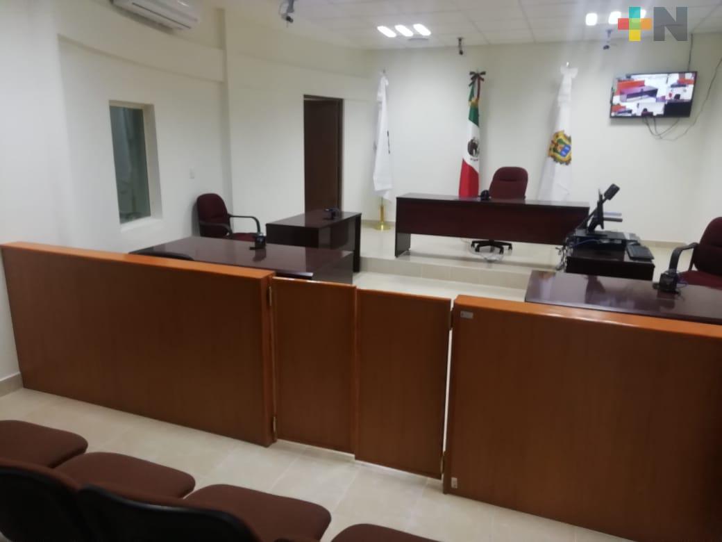 Inauguran edificio de  Juzgado Mixto Micro Regional en Nogales y Tezonapa