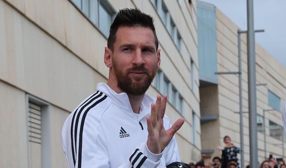 Lionel Messi insta a ser responsables ante Covid-19