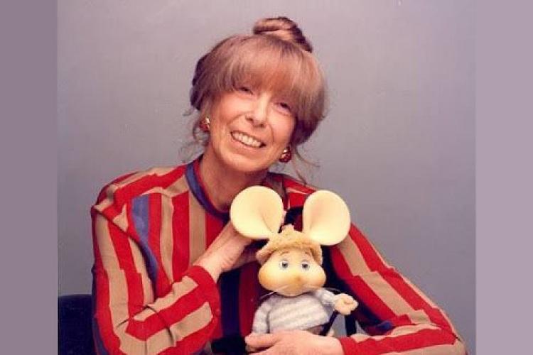Muere María Perego, creadora de «Topo Gigio»