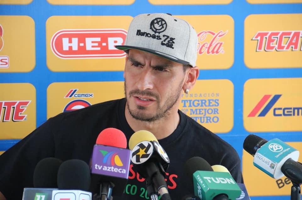 """Nahuel dejaría """"huérfano"""" a Tigres hasta semifinales"""