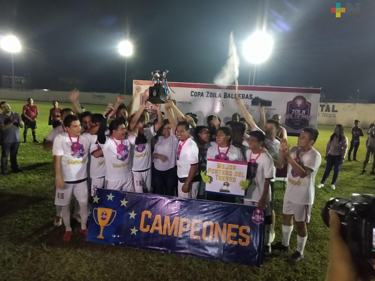 Tecnológica del Sureste ganó Copa «Zoila Balderas»