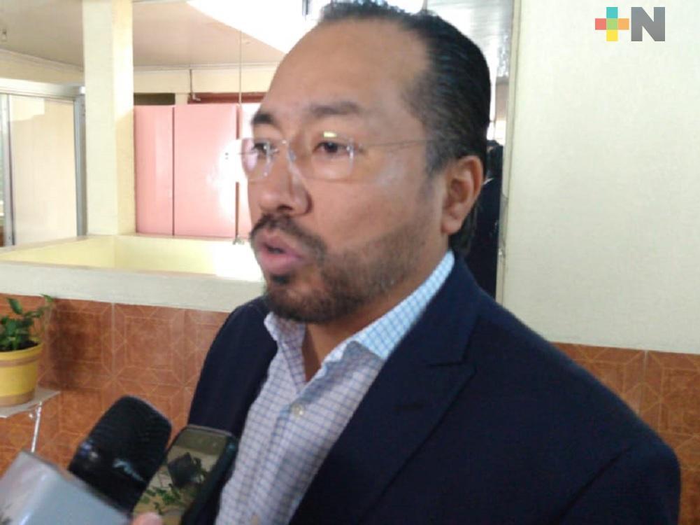El 10 de diciembre comparecerá gobernador de Veracruz ante Congreso: diputado Omar Miranda