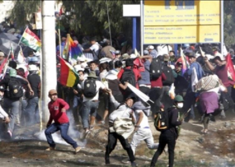 Parlamento Europeo pide elecciones en Bolivia para solucionar crisis