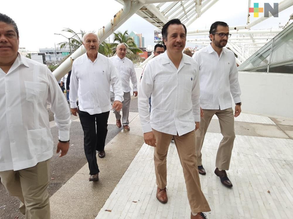 Presupuesto para la UV será de más de tres mil mdp: Cuitláhuac García