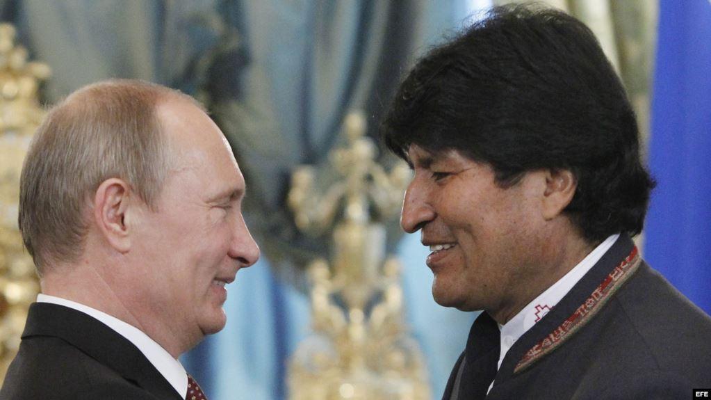 Bolivia tendrá poder legítimo sólo con elecciones: Rusia
