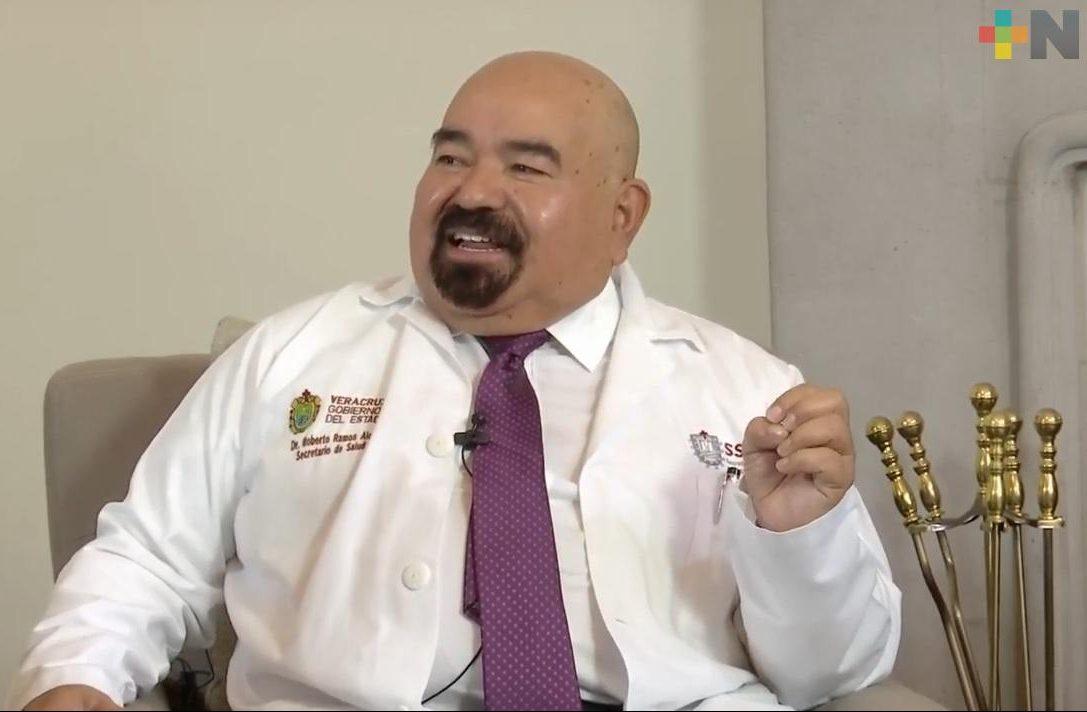 No hay falta de reactivos para COVID-19 en el Laboratorio Estatal de Salud Pública: Ramos Alor