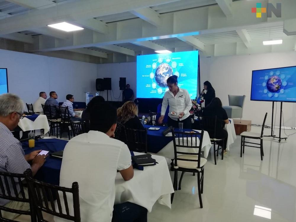 Realizan seminario de Economía Circular y Manejo adecuado de Residuos Plásticos
