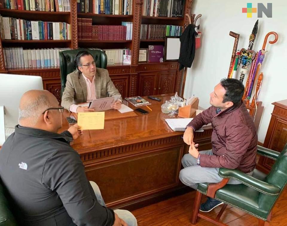 Veracruz recuperó la confianza del sector financiero; habrá buenas noticias, adelanta el gobernador Cuitláhuac García