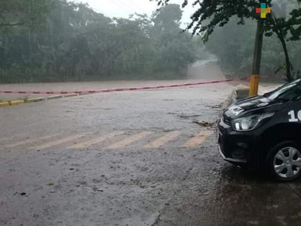 «Cristóbal» mantendrá lluvias en Veracruz durante próximos dos días