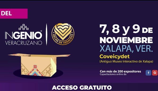 """Con """"Ingenio Veracruzano», Sedecop apoya a los  artesanos y pequeños productores"""