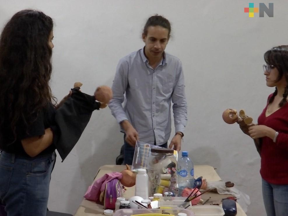 Compañía Polichinela de la Habana ofrecerá espectáculo; concluye taller de títeres