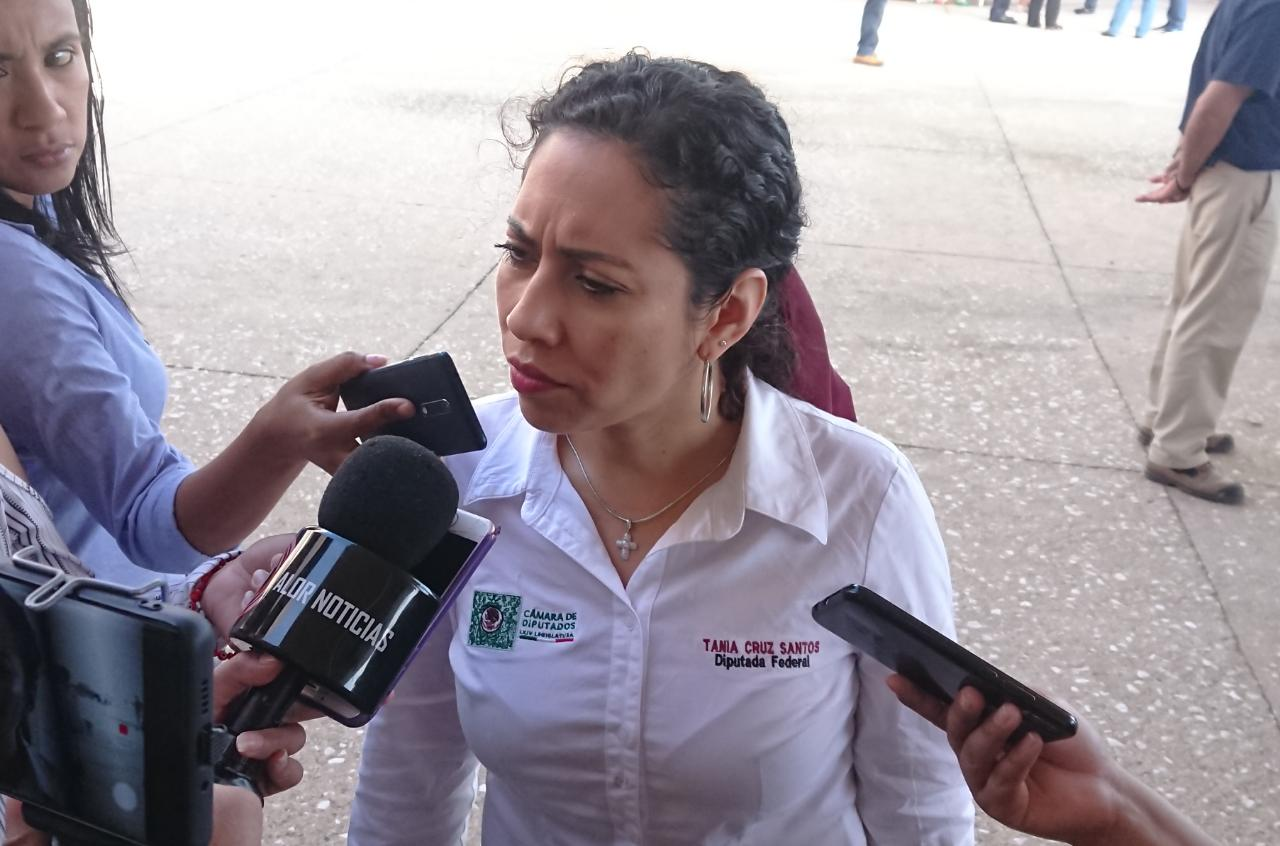 Se duplicó presupuesto para la Guardia Nacional: diputada Tania Cruz