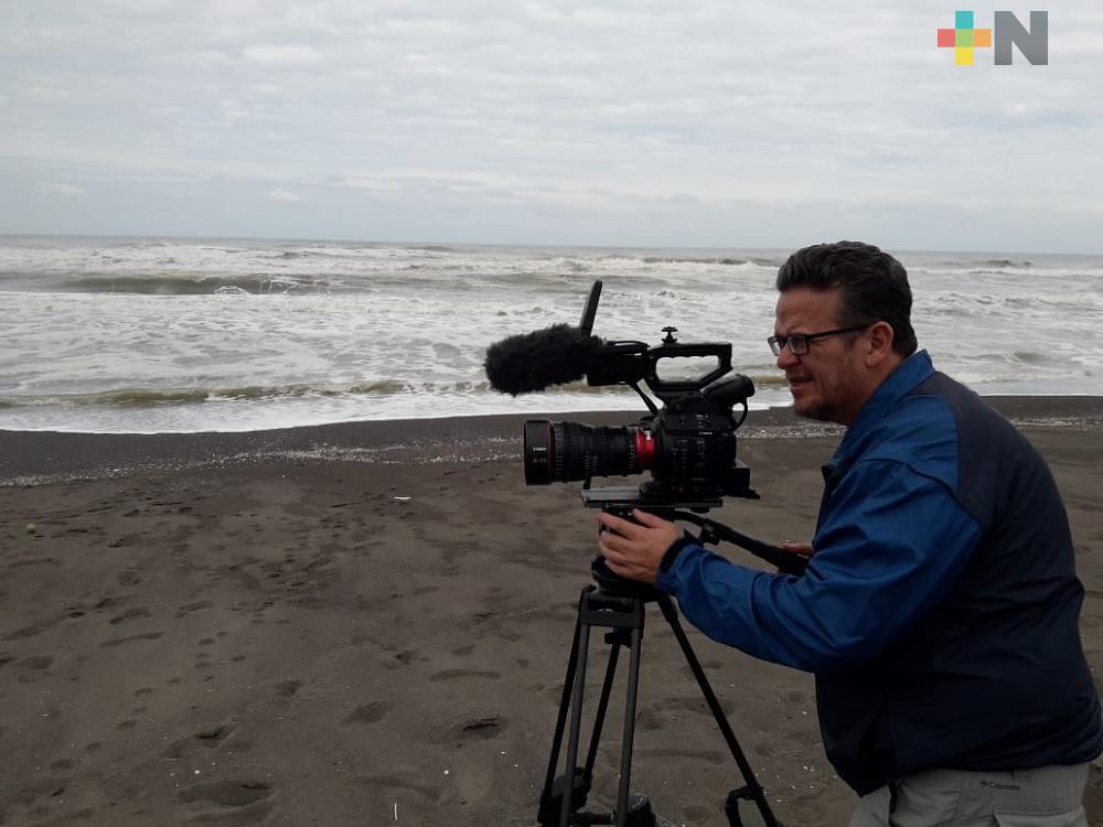 «Veracruz, de los tesoros naturales del país»: periodista Alberto Tinoco Guadarrama