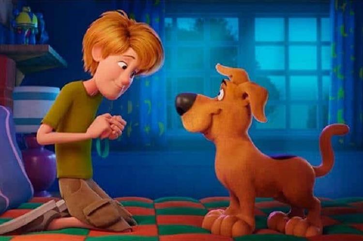 Tráiler de «¡Scoob!» revela primer encuentro de «Scooby Doo» y «Shaggy»