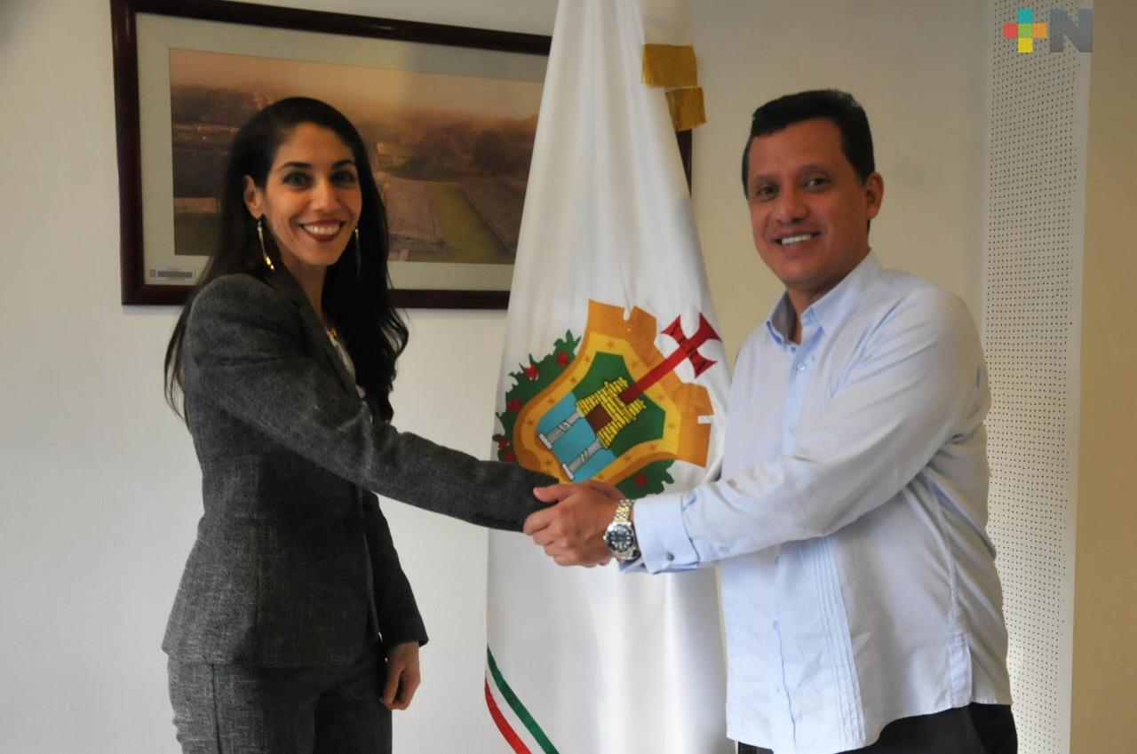 Gobierno de Colombia ofrece colaboración a Fiscalía de Veracruz