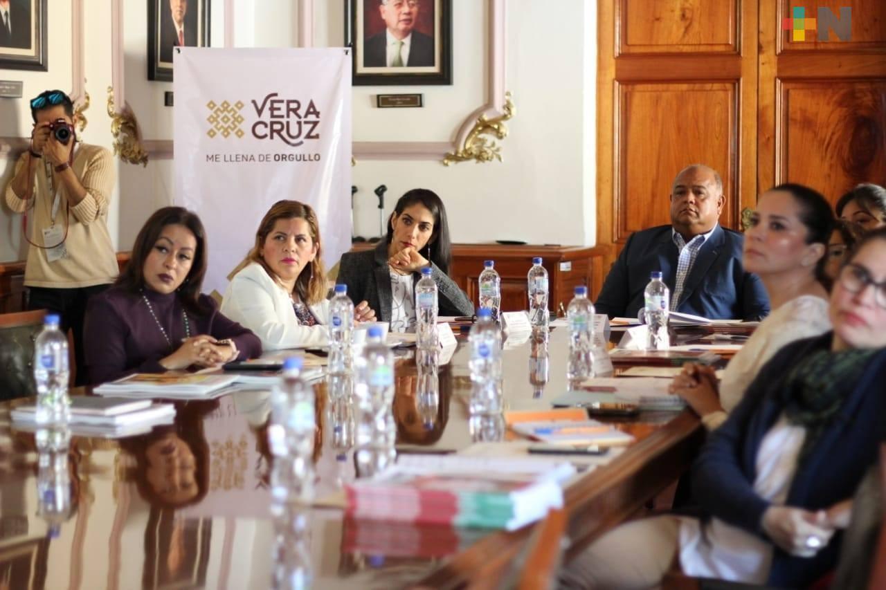 FGE trabaja para erradicar la violencia de género en Veracruz