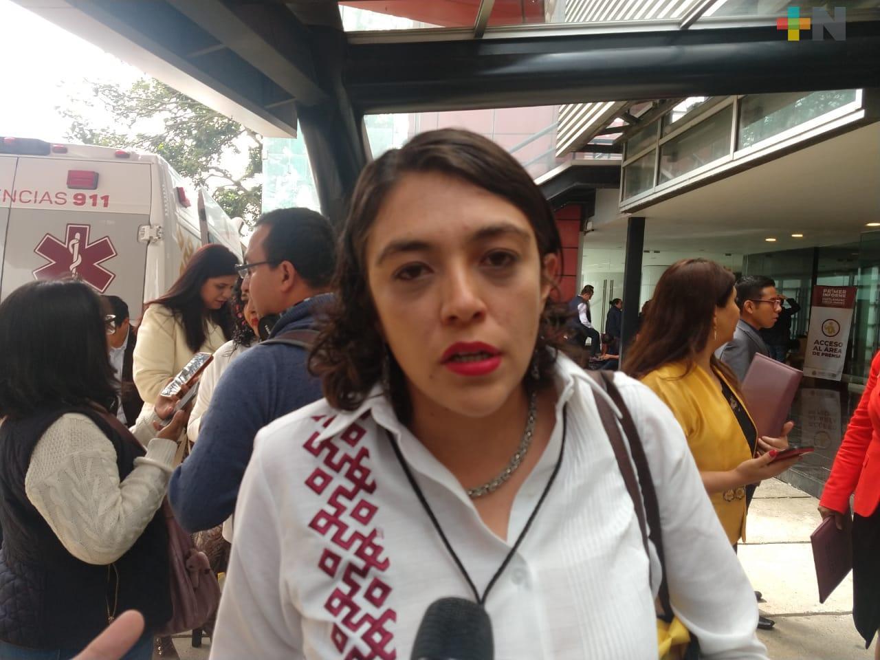 Administración de Yunes Linares gastó 13 mdp de más en despensas: Guadalupe Osorno