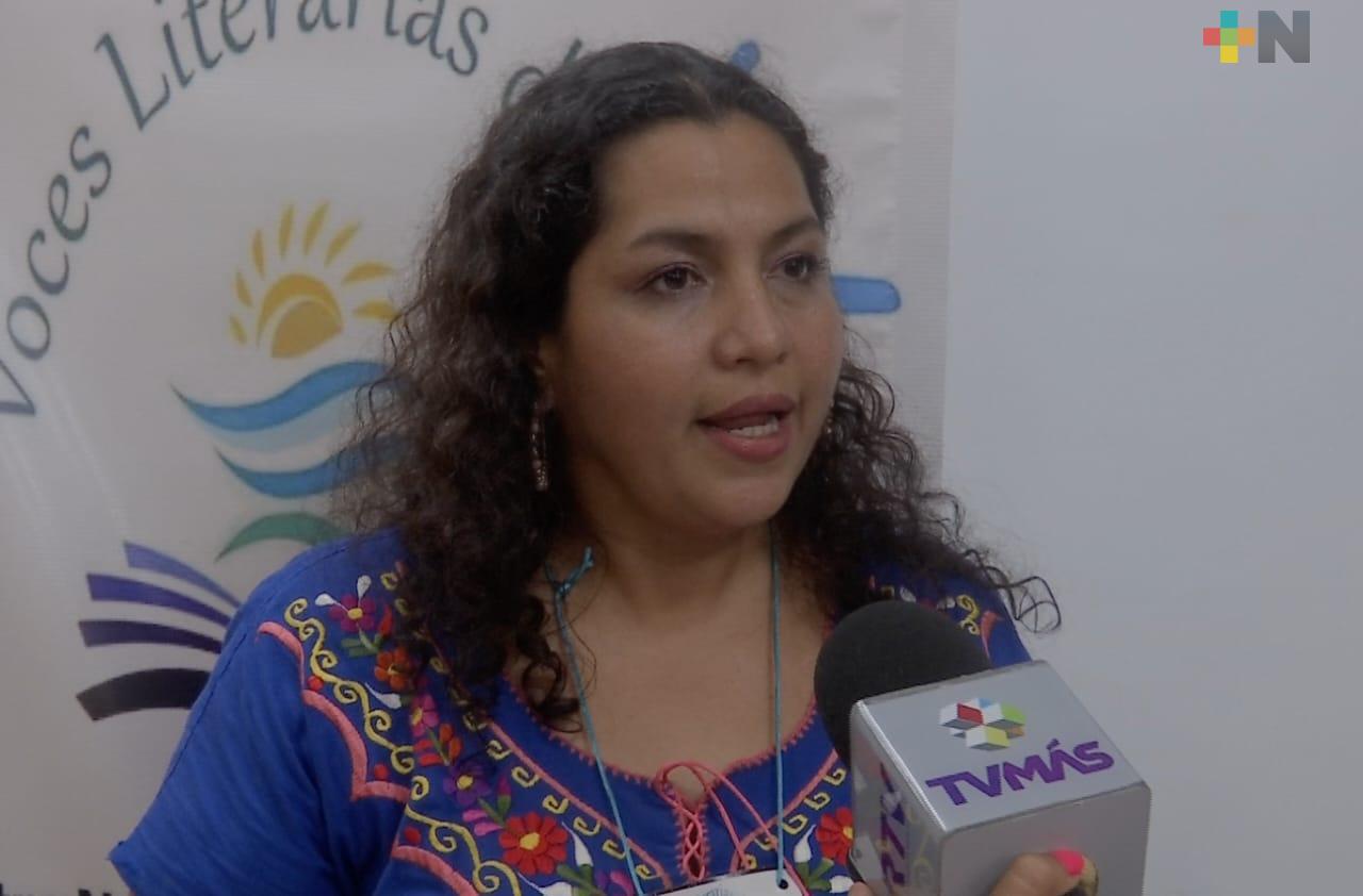 Se reunieron escritores y poetas del sur de Veracruz