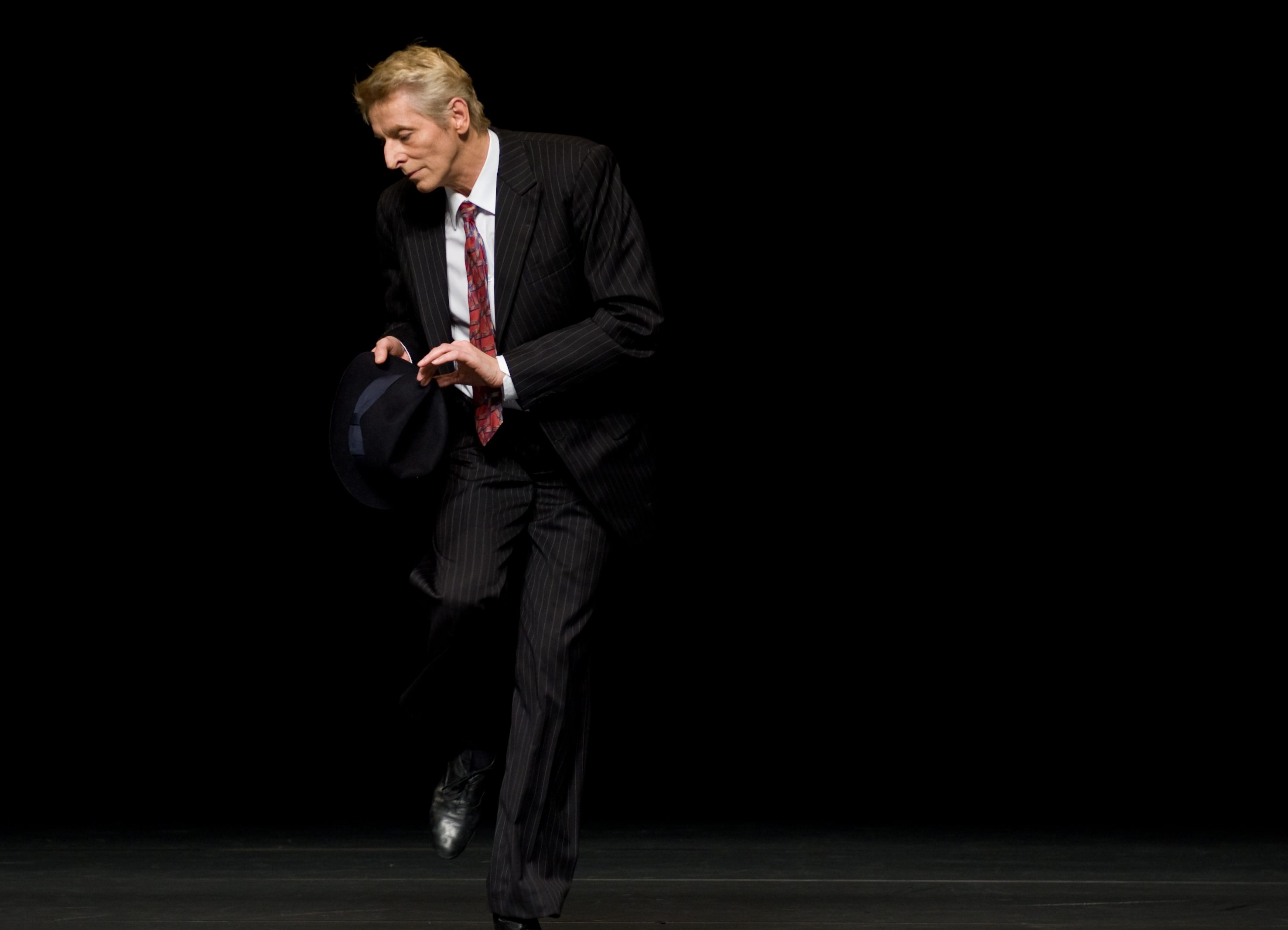 El bailarín alemán Lutz Förster abre el Festival Veracruz Escena Contemporánea