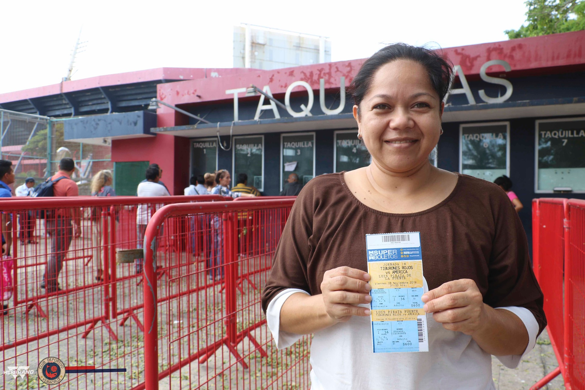 Inicia venta de boletos para el Veracruz vs América