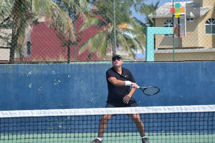 Esta semana el Campeonato Regional de Tenis en Club Britania