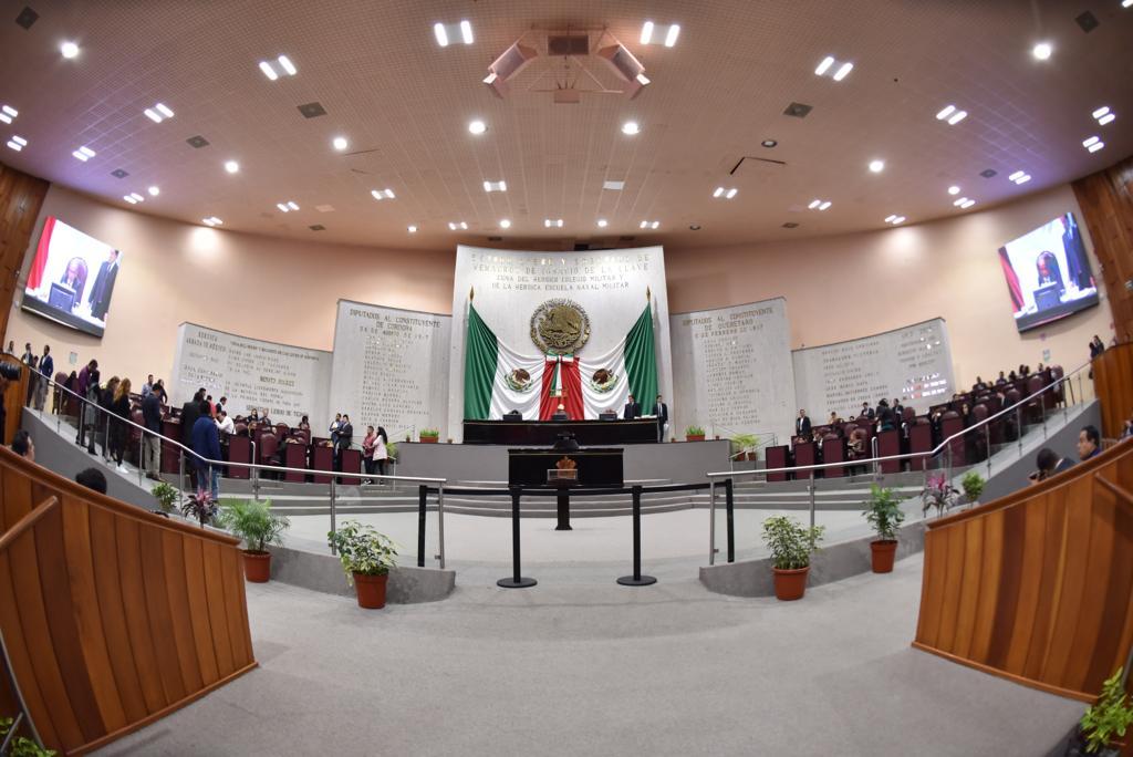 Congreso de Veracruz aprobó consulta popular y revocación de mandato
