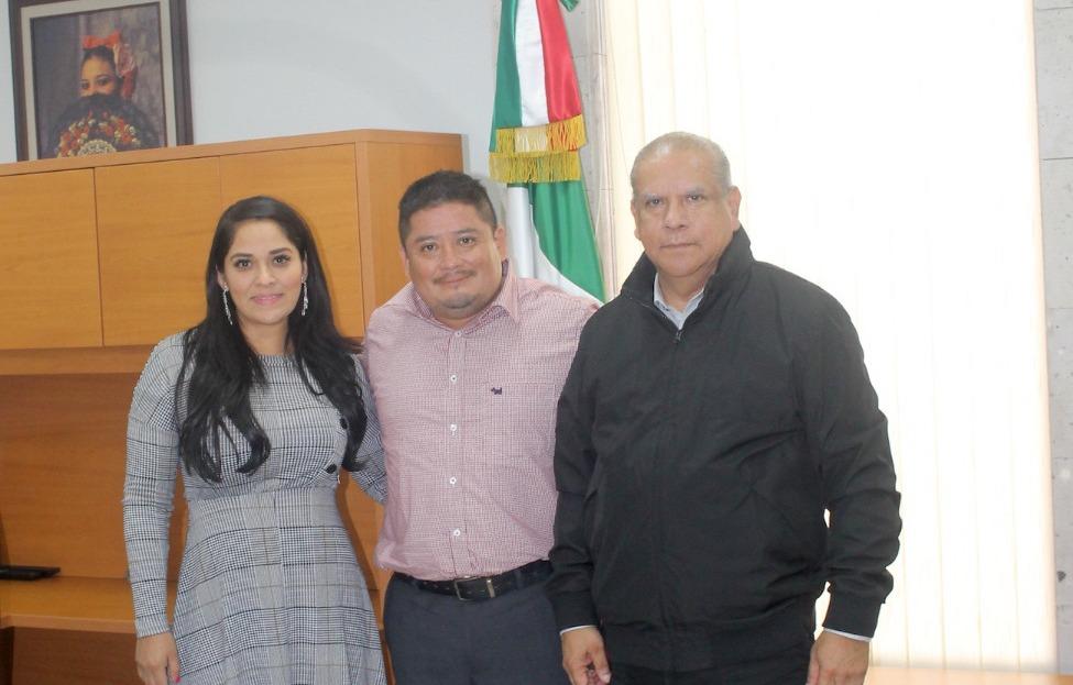 Trabajamos para fortalecer el Estado de Derecho en Veracruz: diputado Ríos Uribe