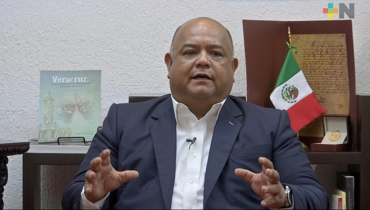 Para conocer el pulso de Veracruz, se han visitado más de 150 municipios de la entidad: Eric Cisneros