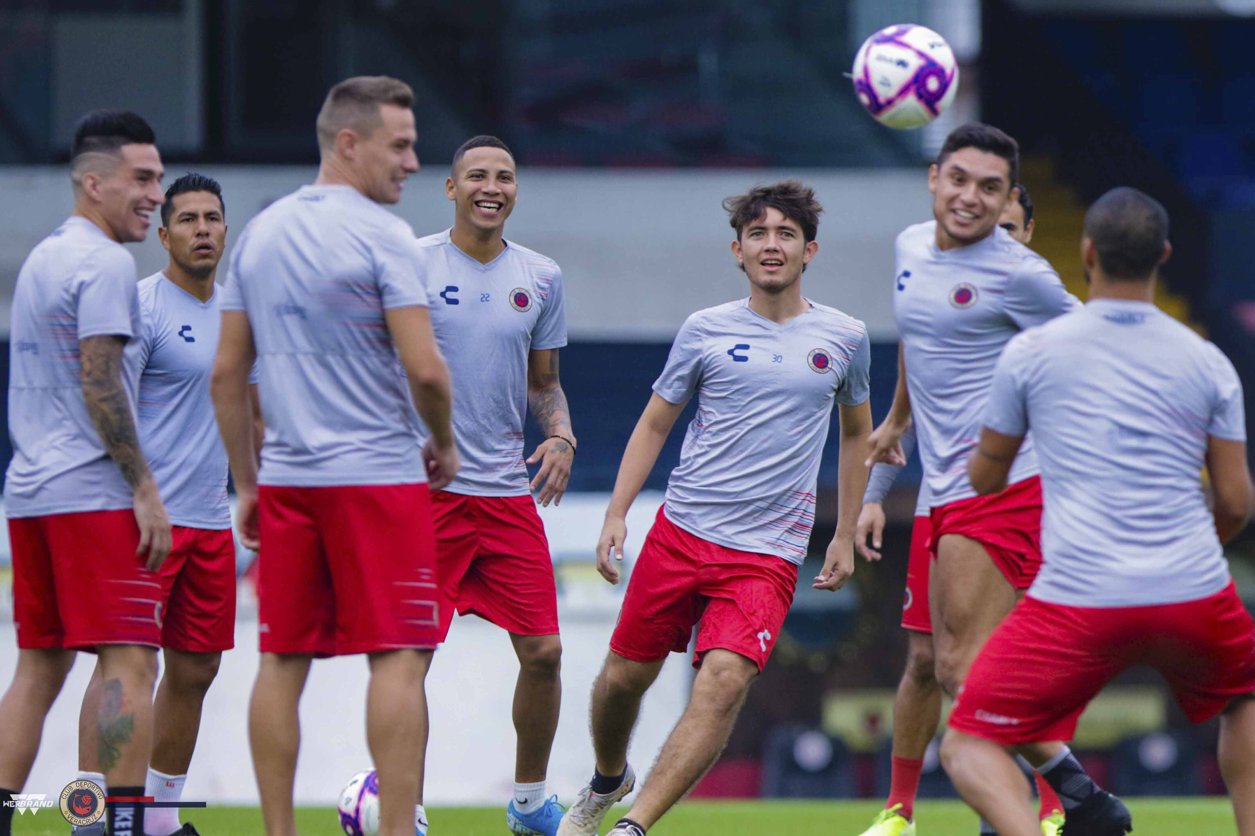 Veracruz está listo para recibir al América