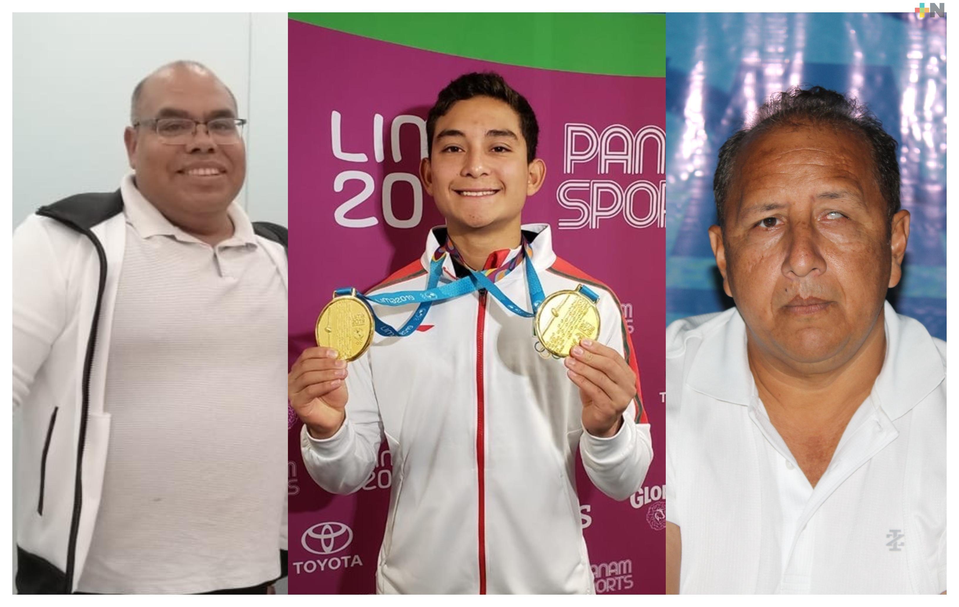 Se congratula Asociación de Natación por ganadores al Premio Estatal del Deporte 2019