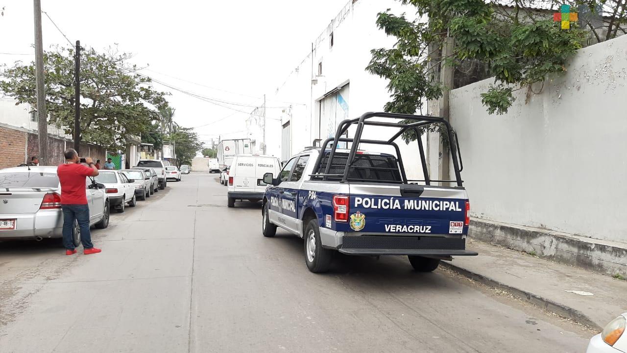 Necesaria más vigilancia en el municipio de Veracruz; aumenta delincuencia por contingencia sanitaria