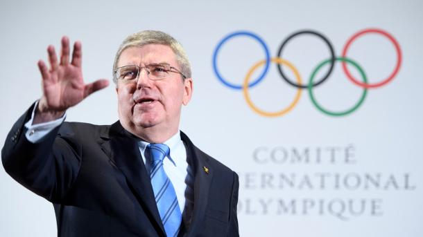 Thomas Bach, presidente del COI, cancela viaje a Japón