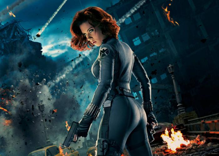 Marvel presenta Trailer Oficial de Black Widow