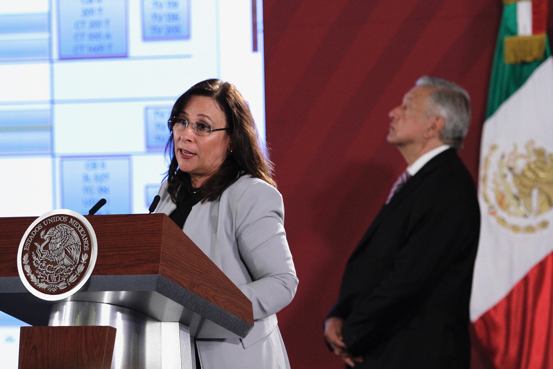 Rocío Nahle se aísla, tuvo contacto con persona positiva a COVID-19