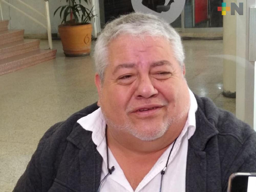 AMLO visitará el sur de Veracruz: Manuel Huerta