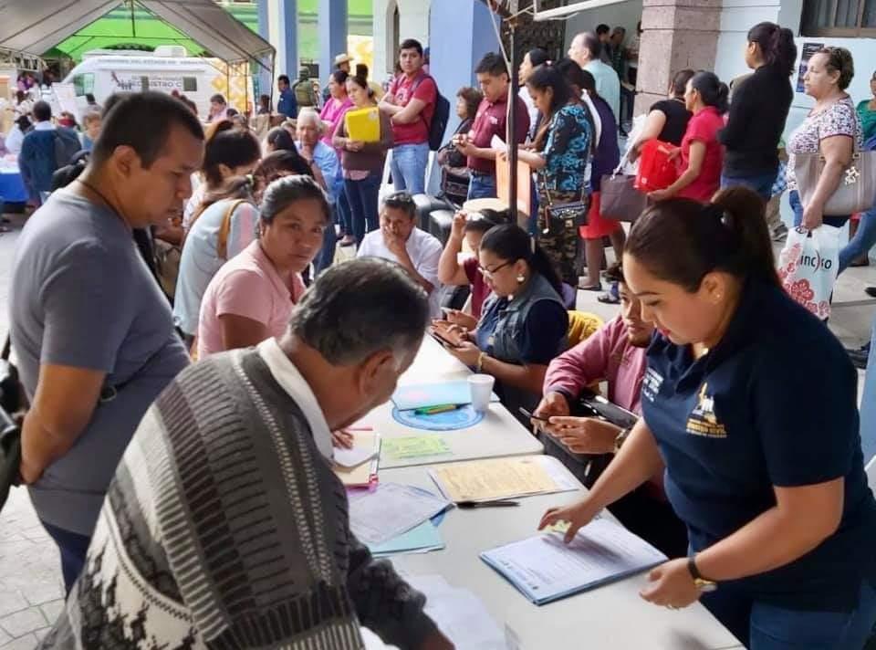 Atienden Brigadas Itinerantes a más de 9 mil ciudadanos de la Huasteca Alta