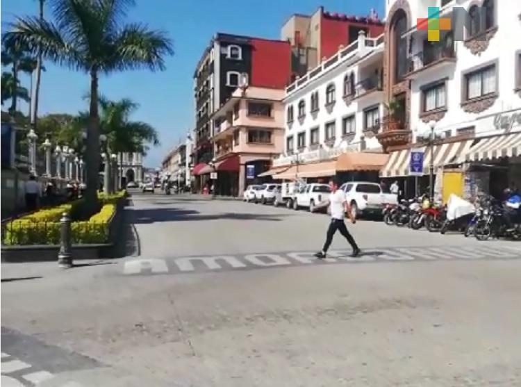 Alcaldesa de Córdoba, agradece a delegado Manuel Huerta gestión a favor del  municipio