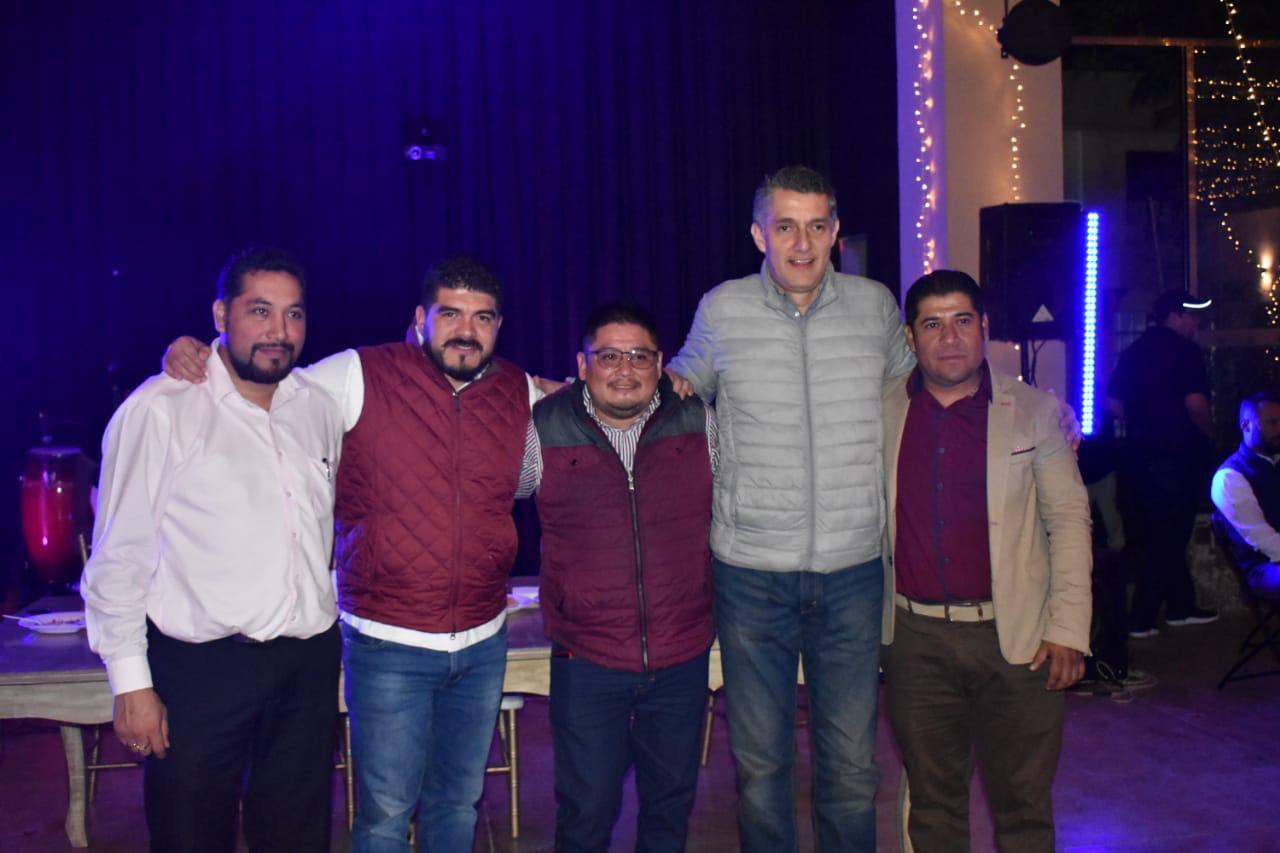 Se reúnen fuerzas políticas de Morena en Córdoba