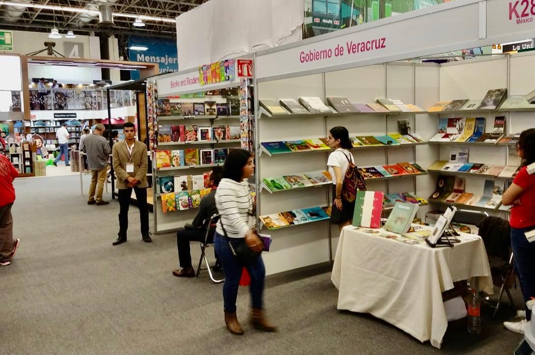 En la FIL de Guadalajara, Editora de Gobierno estrecha vínculos de colaboración con casas editoriales del país