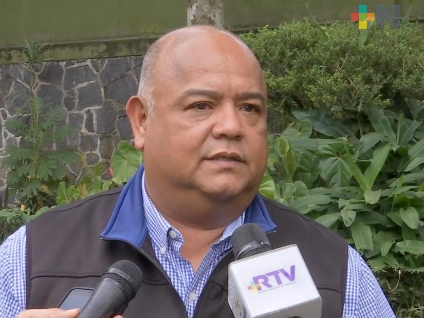 Se firmará en Soledad de Doblado acuerdo de Veracruz con estados vecinos: Eric Cisneros