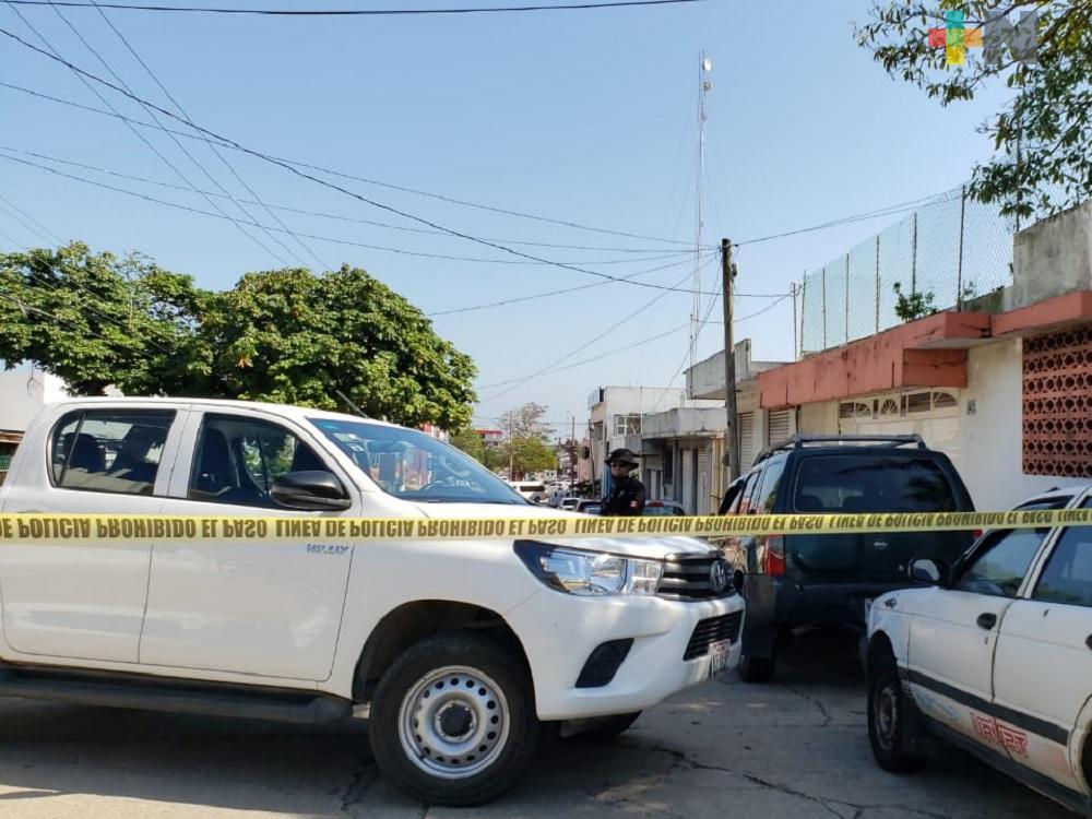 FGR reanuda labores en bar Caballo Blanco de Coatzacoalcos
