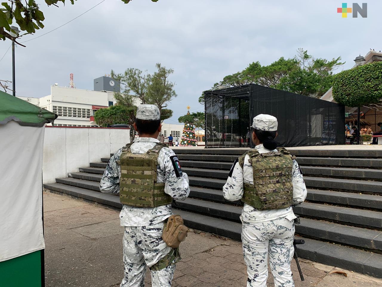 Mañana presentarán al nuevo coordinador de la Guardia Nacional, adelanta Cuitláhuac García