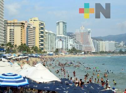 'México cerrará 2019 con crecimiento de 4.7 por ciento en turismo'