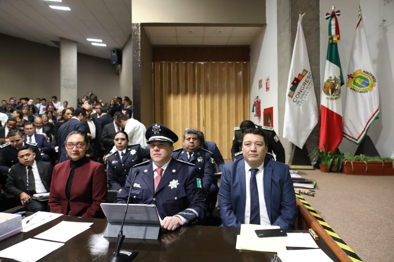 Por primera vez en Veracruz, una Policía Estatal con enfoque de derechos humanos